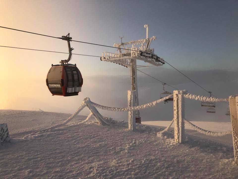 Cardrona Ski Slope
