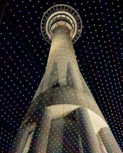 Sky Tower, Auckland.
