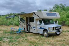 RV, Motorhome, Campervan Rental USA