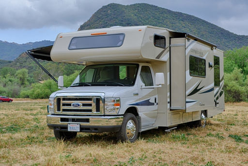 Rent-6-berth-motorhome-with-slide.