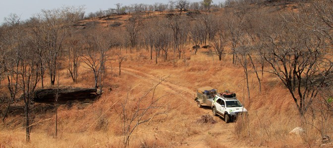 Zambia Motorhome and Campervan hire
