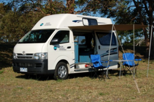 2-3 Berth Hi Top Campervan from Around Australia