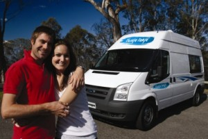 2 Berth ST Campervan from Cheapa