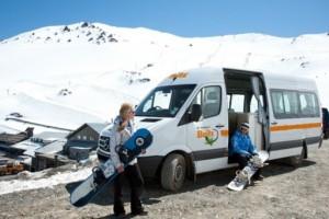 2 Berth ST - Venturer Campervan from Britz