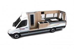 2 Berth Sandpiper Campervan from Cruisin