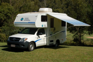 2 Berth Voyager Campervan from Around Australia