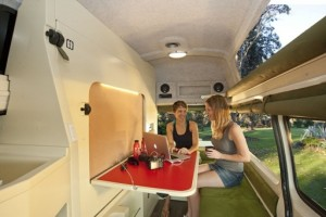 3 Berth Jackpot Campervan from Mighty 2