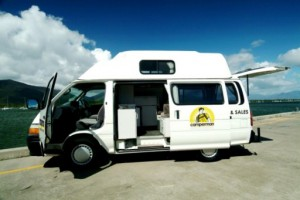 3 Berth Jesse Hightop (All Inclusive Rate) Campervan from Camperman