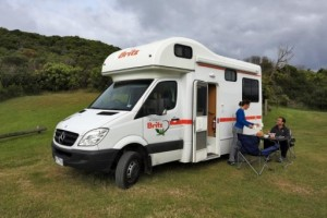 4 Berth - Explorer Campervan from Britz