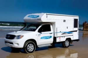 4wd Camper Campervan from Cheapa