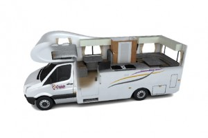6 Berth Discovery Campervan from Cruisin