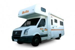 6 Berth Vista Campervan from Britz