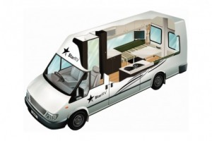 Aquila RV  2 Berth ST Campervan from Star