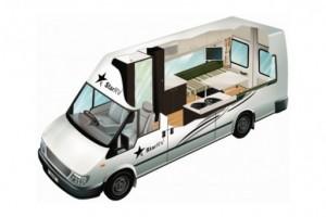 Aquila RV 2 Berth ST Campervan from Star