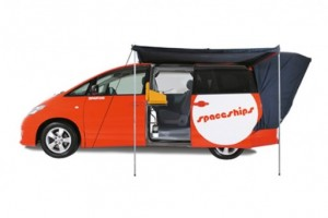 Beta 2 Berth Campervan from Spaceships
