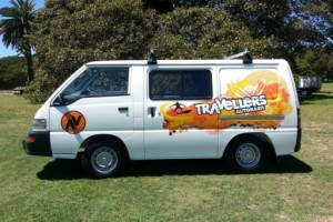 Chubby Campers 2 Berth Campervan from Travellers