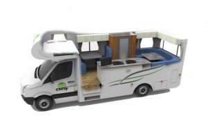Go Cheap Derwent Campervan from GoCheap