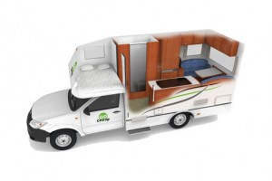 Go Cheap Picton Campervan from GoCheap