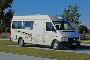 Go Cheap Tamar Campervan from GoCheap