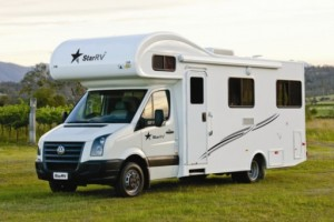 Hercules RV - 6 Berth Campervan from Star