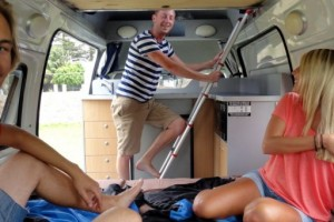 Hi5 Camper - (HIFI) Campervan from Travellers
