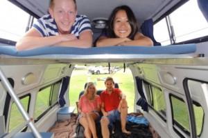 5 berth hi-top rental
