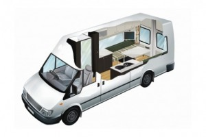 Real Value 2 Berth ST Campervan from Real