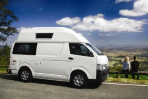 Real Value Hitop Campervan from Real