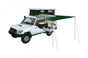 Real Value Trailfinder Camper Campervan from Real Value