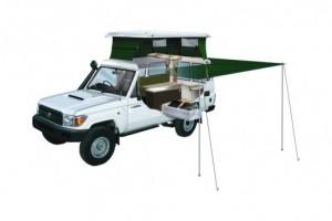 Real Value Trailfinder Camper Campervan from Real Value