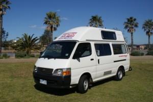 Toyota Hiace Hi-top Campervan 2-3 Berth - (SHMR) Campervan from Travellers