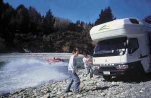 4 berth camper hire