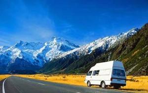 Campervan hire. Follow your dreams.