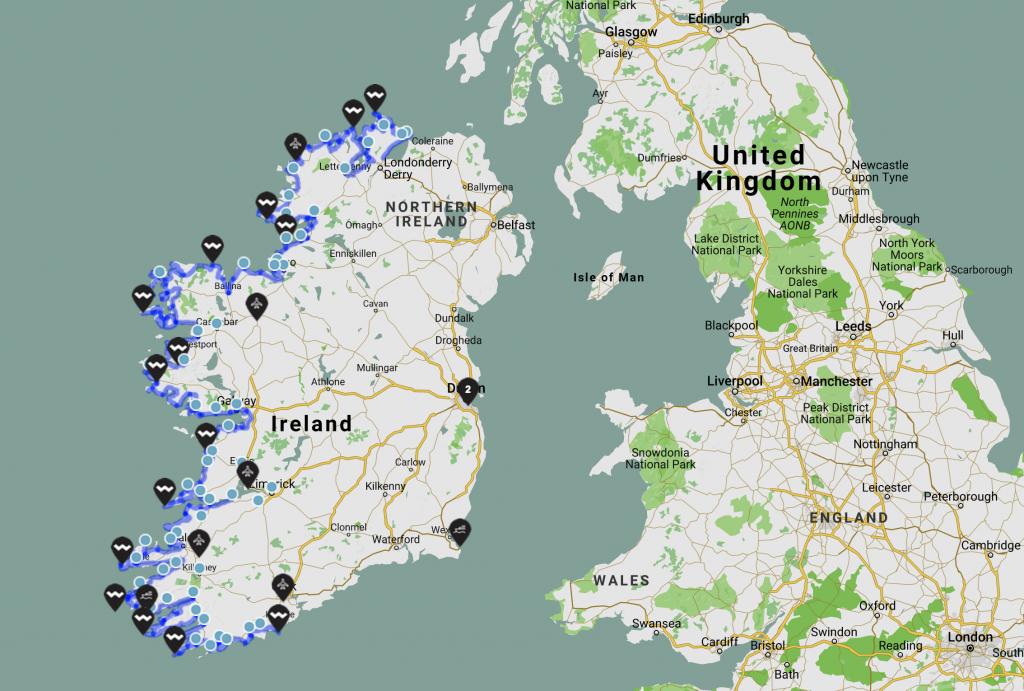 Ireland's Wild Atlantic Way by Campervan