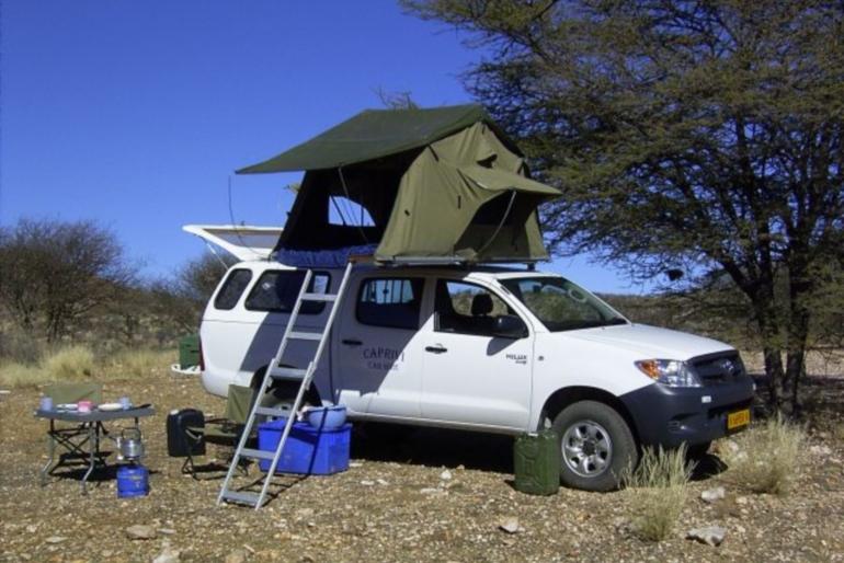 double_cab_4wd_camper_rental_Maun_Botswana