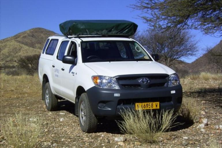double_cab_camper_rental_Maun_Botswana