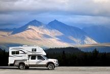 truck camper rental in Canada