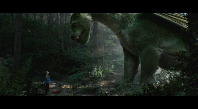 Pete's Dragon – in New Zealand
