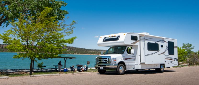 Cool Road Bear RV 2730 Ft Class C Motorhome With Slide Out Rv Rental Usa