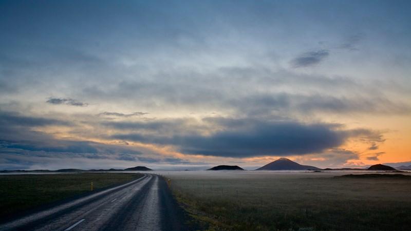 Road trip Iceland.