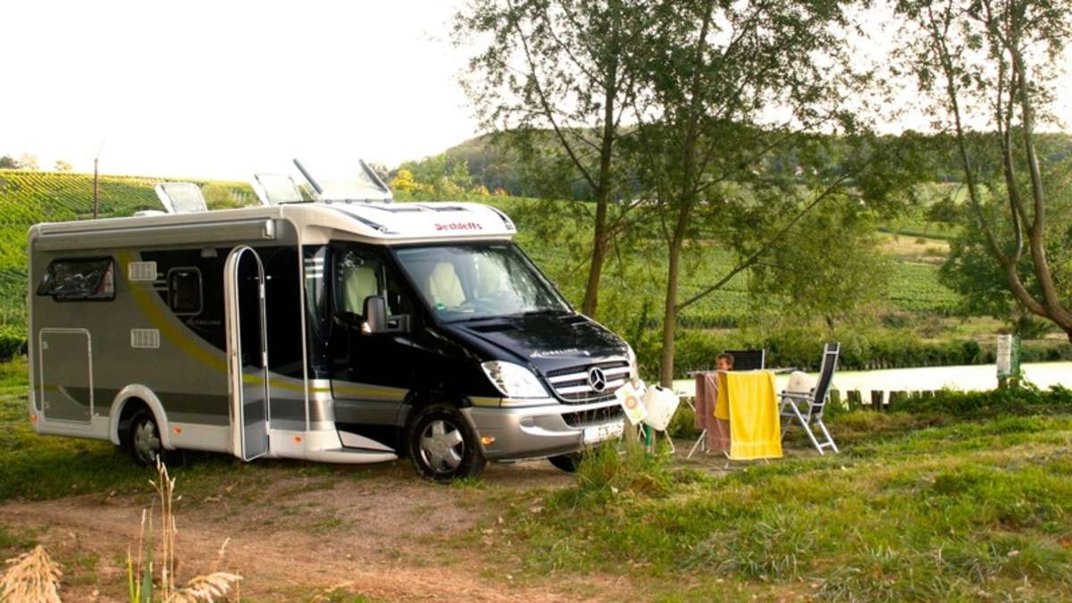 Campervan hire in Italy. The joy of a real road trip.