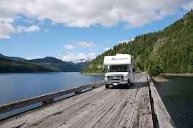 Tour Canada in style in a rented RV.