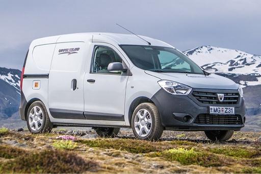 Camping car rental Iceland.