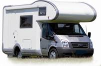 Campervan and Motorhome Rental in a 6 berth to tour Scotland.