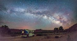 tour the world in a campervan